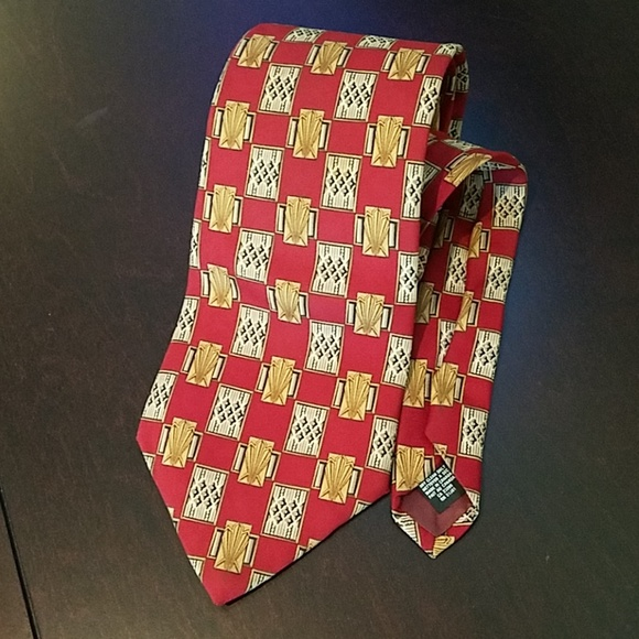 Dior Other - Christian Dior Cravate Silk Tie